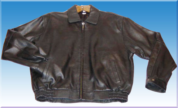 custom make leather coats in dubai