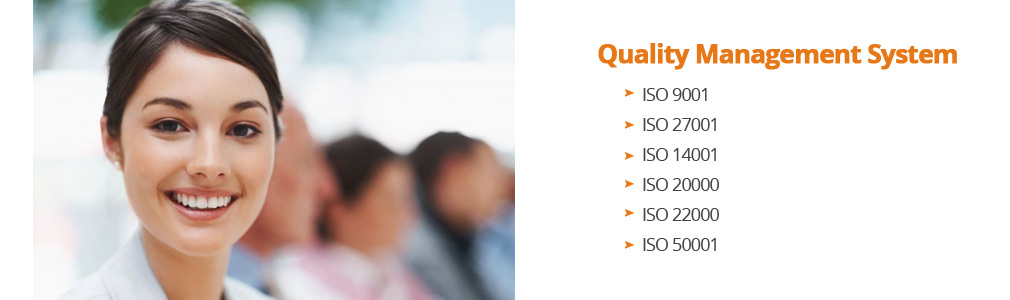 ISO 9001 - Quality Management Standard (QMS) uae