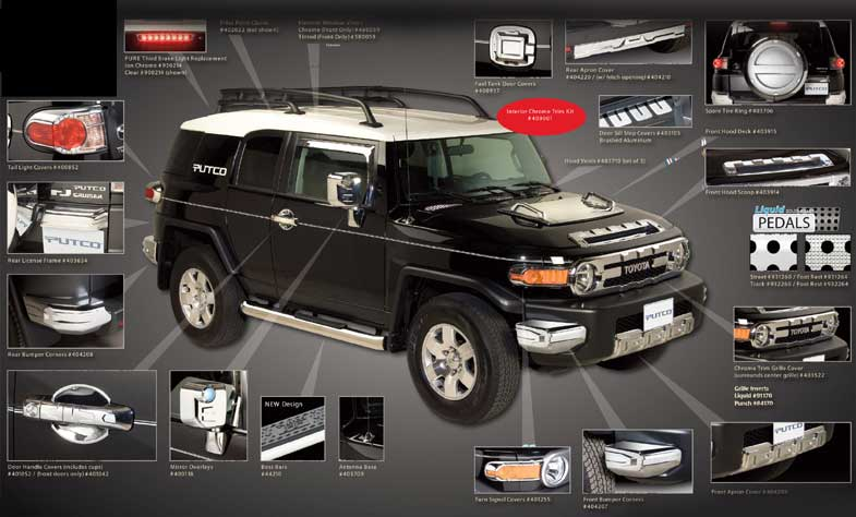 Delta Plus Auto Accessories Is One Of The Largest Distributor Of Toyota  Accessories In Dubai.