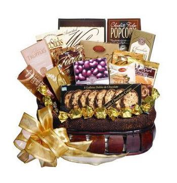 birthday baskets Dubai