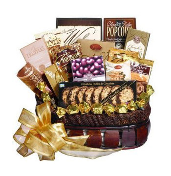 birthday gift baskets Dubai