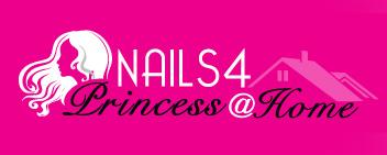 Nails4princess at HOME