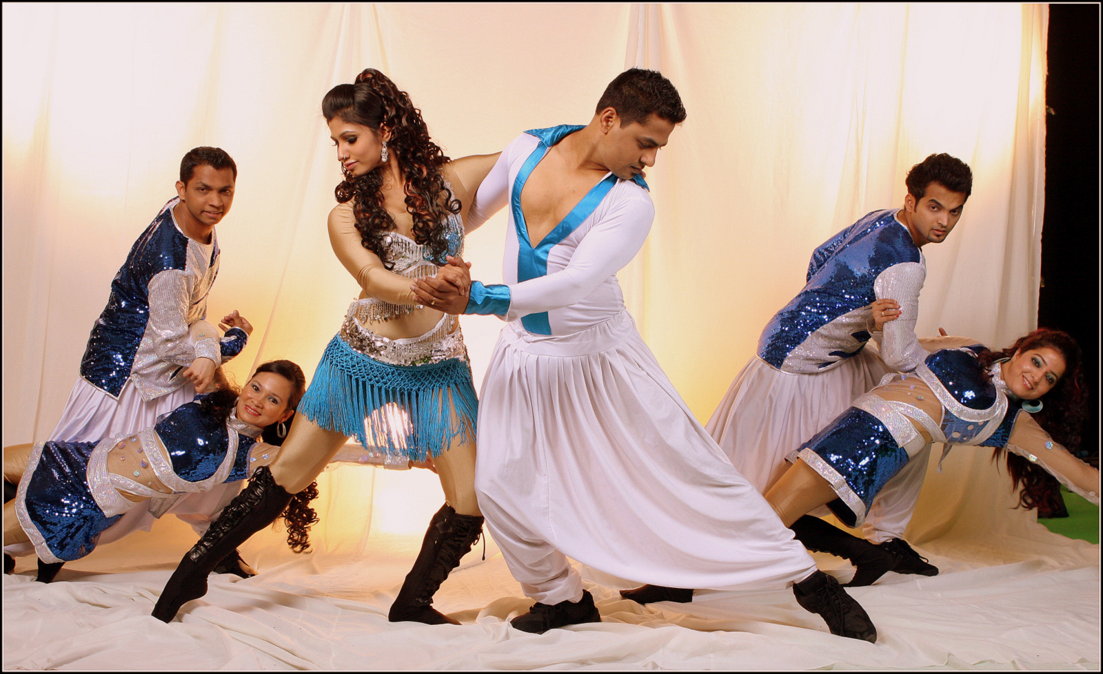 Dance Troupe for music videos in dubai