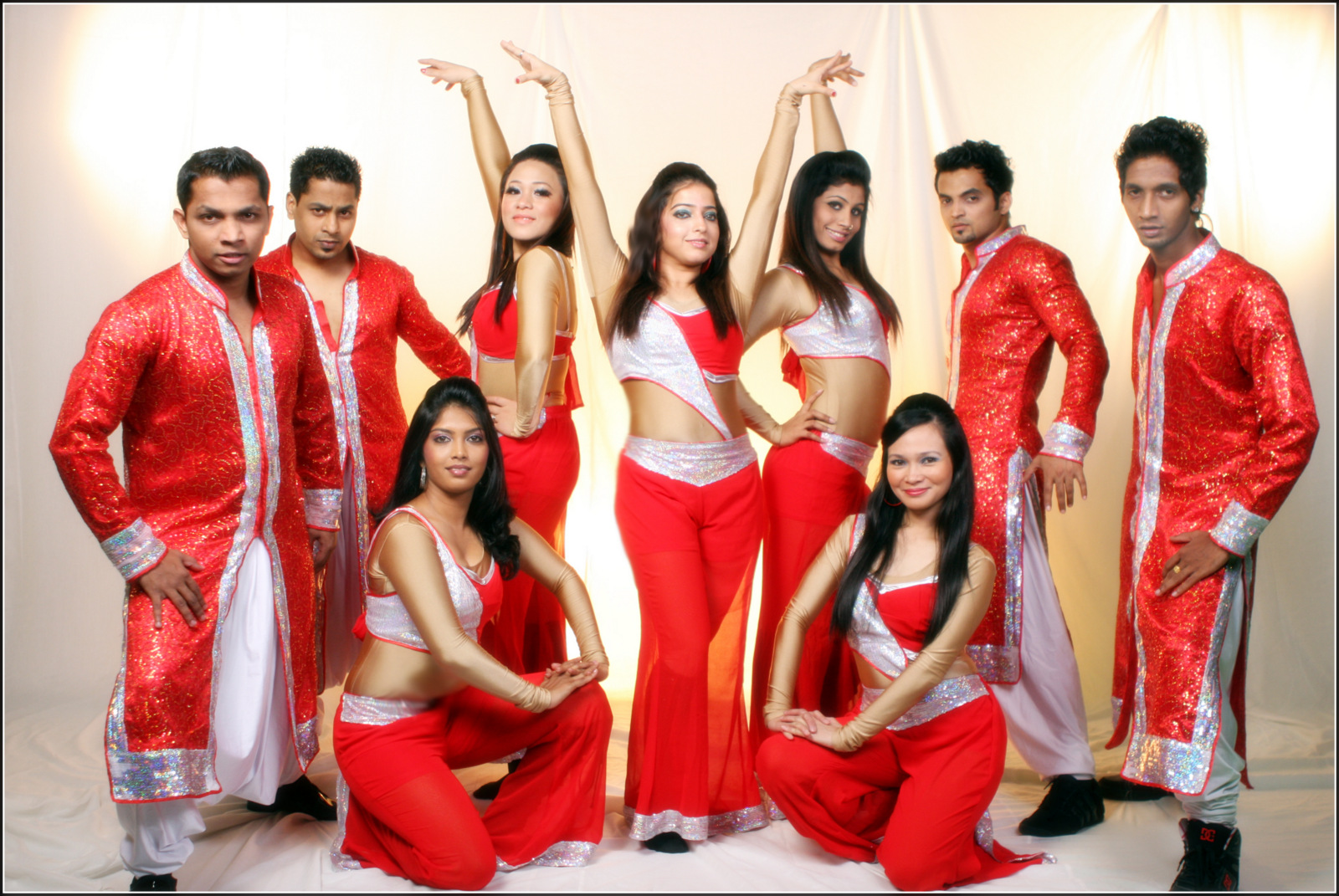 Dance Group for corporate show in dubai