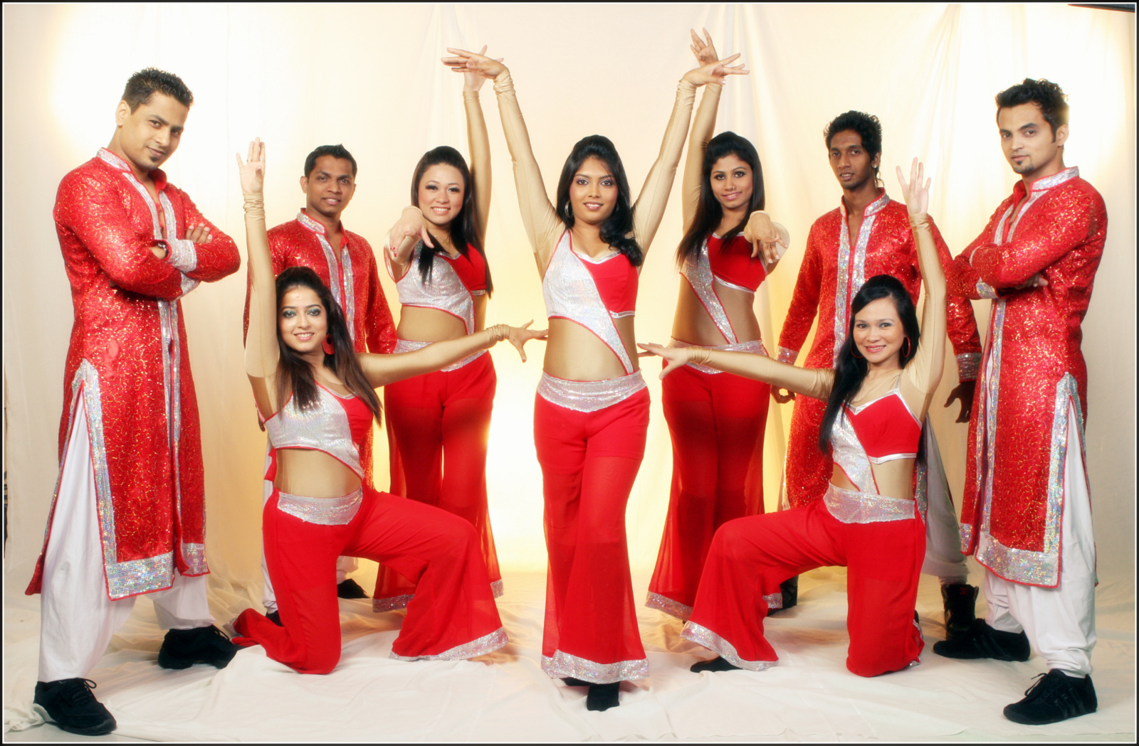 Dance Troupe for sangeet in dubai
